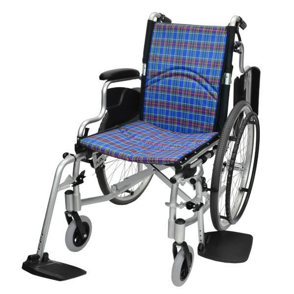 車椅子 折りたたみ 自走 ケアテックジャパン コンフォート CAH-50SU 多機能 シート交換可能|yua-shop|20