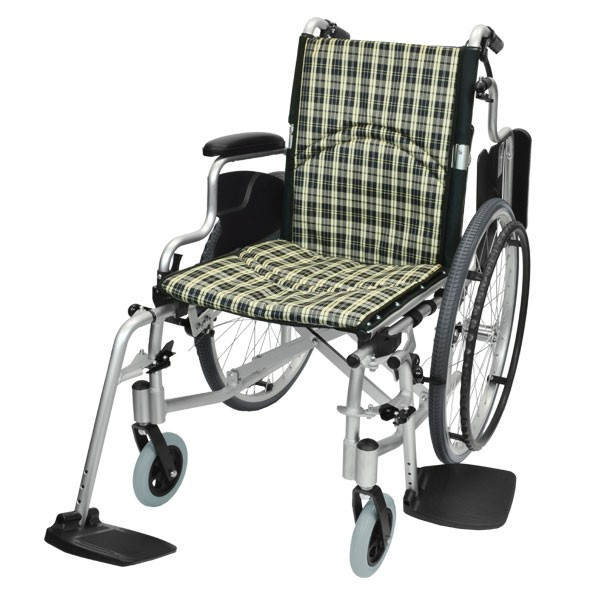 車椅子 折りたたみ 自走 ケアテックジャパン コンフォート CAH-50SU 多機能 シート交換可能|yua-shop|21