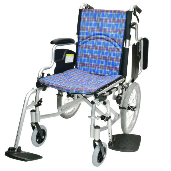 車椅子 折りたたみ コンパクト ケアテックジャパン コンフォート-介助式- CAH-20SU 旧ウィル シート交換可能 yua-shop 21