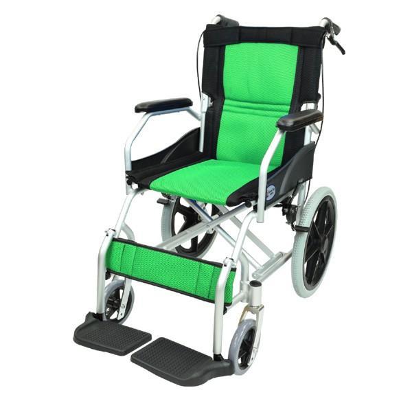 車椅子 軽量 折りたたみ コンパクト ケアテックジャパン ハピネスライト-介助式- CA-22SU【お得なシート2枚セット】|yua-shop|19