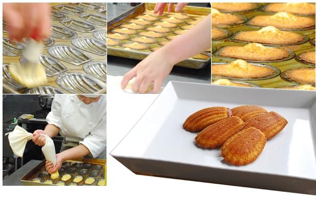 焼き菓子マドレーヌ