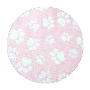 肉球柄プリントの布マスク 猫 犬 日本製 コットン100%|yume-ribbon|24