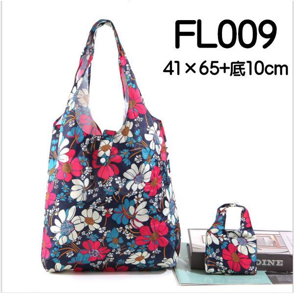 マチ付きMサイズのエコバッグ お買い物や普段使いにも便利 軽量で折りたたみ可能|yume-ribbon|15