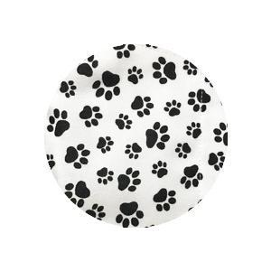 不織布マスクがそのまま使える布マスクカバー 肉球プリント 肌側に抗ウイルス・抗菌素材使用 猫 犬 日本製 コットン100%|yume-ribbon|27
