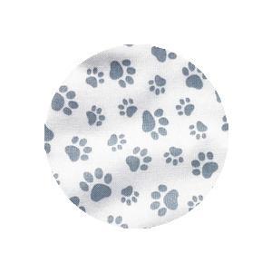 不織布マスクがそのまま使える布マスクカバー 肉球プリント 肌側に抗ウイルス・抗菌素材使用 猫 犬 日本製 コットン100%|yume-ribbon|29