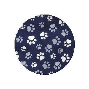 不織布マスクがそのまま使える布マスクカバー 肉球プリント 肌側に抗ウイルス・抗菌素材使用 猫 犬 日本製 コットン100%|yume-ribbon|26