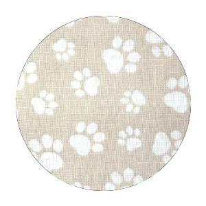 不織布マスクがそのまま使える布マスクカバー 肉球プリント 肌側に抗ウイルス・抗菌素材使用 猫 犬 日本製 コットン100%|yume-ribbon|21