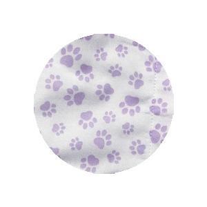 不織布マスクがそのまま使える布マスクカバー 肉球プリント 肌側に抗ウイルス・抗菌素材使用 猫 犬 日本製 コットン100%|yume-ribbon|28