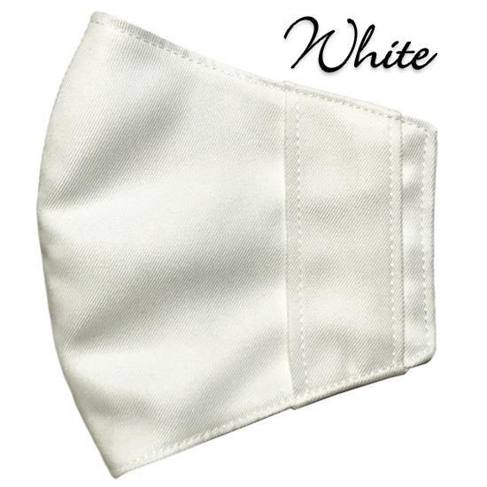 無地マスクカバー 柄もの不織布マスク用  夏でも使える裏側接触冷感メッシュ 表側ポリエステル生地でしわにならない yume-ribbon 31