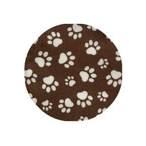 不織布マスクがそのまま使える布マスクカバー 肉球プリント 肌側に抗ウイルス・抗菌素材使用 猫 犬 日本製 コットン100%|yume-ribbon|31
