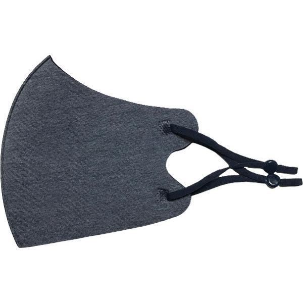 三層の厚み発熱素材秋冬マスク同色2枚セット  しっとり 柔らか あったかHOT マスク 3D立体構造 耳紐アジャスター付き 個包装|yume-ribbon|16