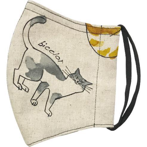 個性豊かな猫たちの秋冬布マスク|yume-ribbon|13