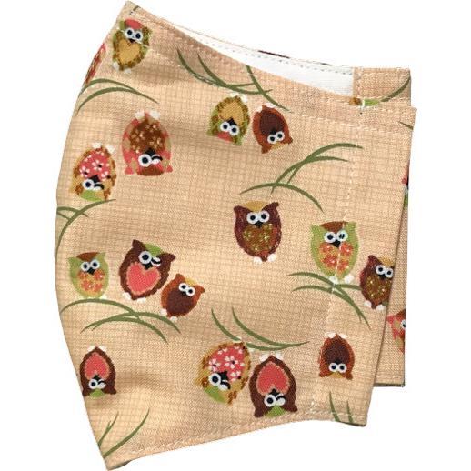 和風和柄の布マスク-3 海外へのお土産に最適 |yume-ribbon|20