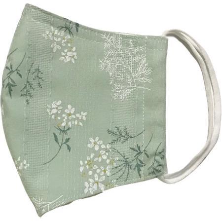 立体刺繍レースのおしゃれマスク|yume-ribbon|14