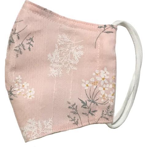 立体刺繍レースのおしゃれマスク|yume-ribbon|12