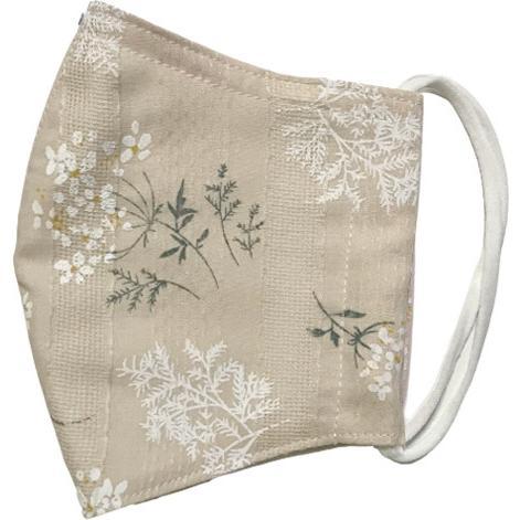 立体刺繍レースのおしゃれマスク|yume-ribbon|15