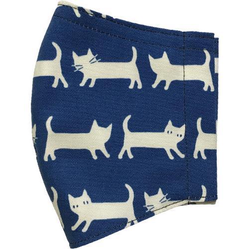 ネコさんが一列に並んでとっても可愛い布マスク |yume-ribbon|19