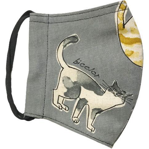 個性豊かな猫たちの秋冬布マスク|yume-ribbon|14