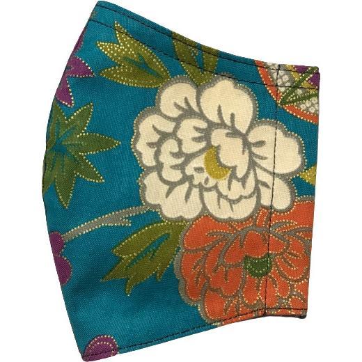 和風和柄の布マスク-3 海外へのお土産に最適 |yume-ribbon|19