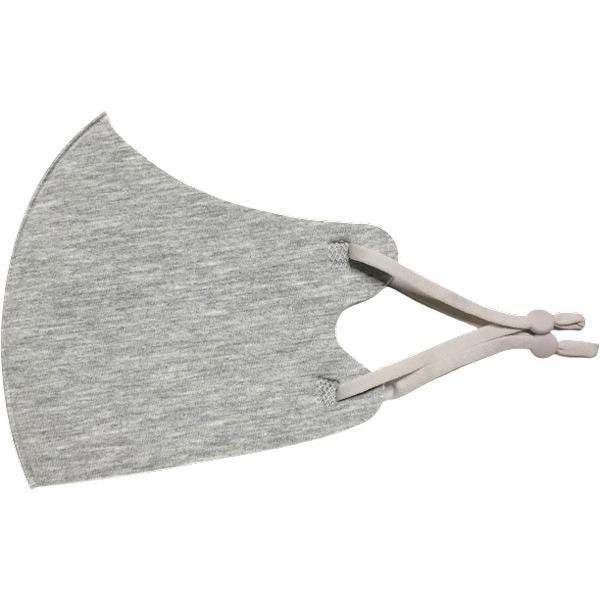 三層の厚み発熱素材秋冬マスク同色2枚セット  しっとり 柔らか あったかHOT マスク 3D立体構造 耳紐アジャスター付き 個包装|yume-ribbon|17
