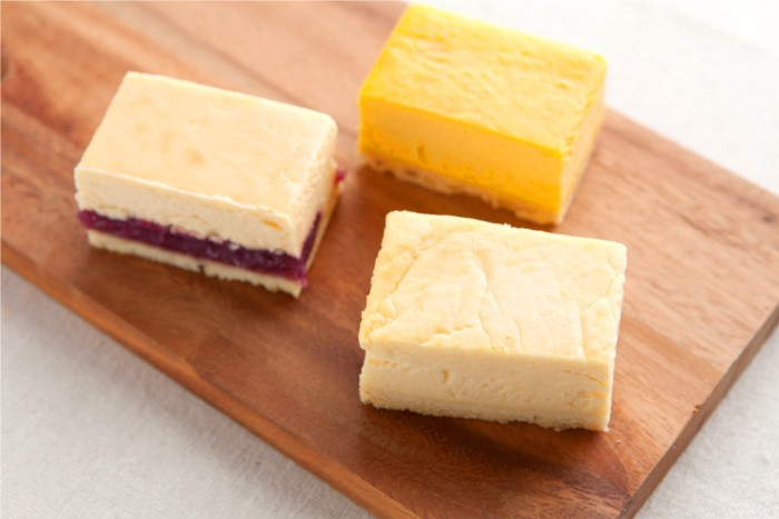 まきばの夢チーズケーキ
