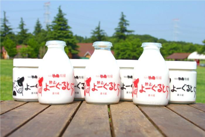 超原乳ヨーグルト7本セット