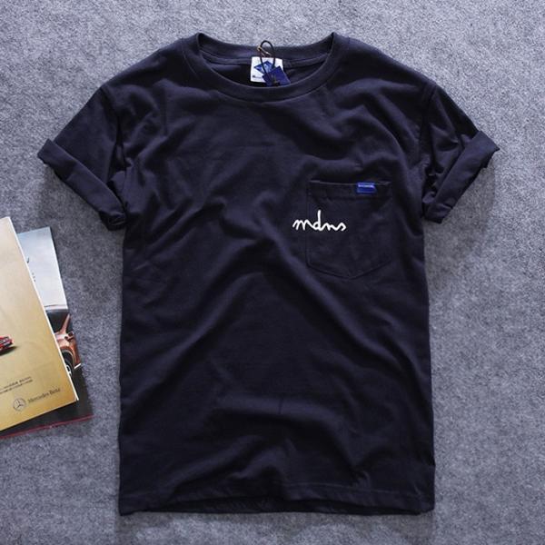 Tシャツ メンズ アメカジ プリントTシャツ カレッジ 半袖Tシャツ ロゴT 文字 カットソー|yumekakaku|24