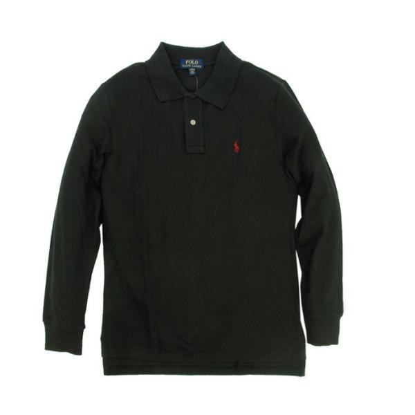 ラルフローレン ポロシャツ 長袖 コットン 綿100% 鹿の子 POLO Ralph Lauren Boy's #323703634|yumesse|10