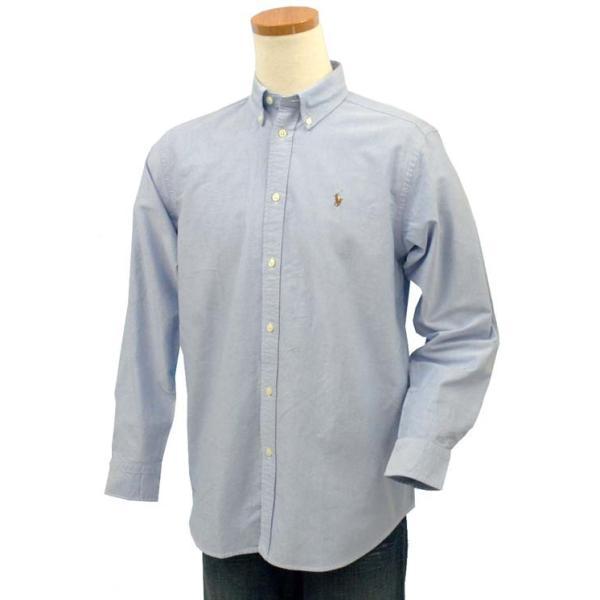 ポロ ラルフローレン オックスフォードシャツ 長袖 メンズ レディース カジュアルシャツ POLO by Ralph Lauren Boy's (#323677133 #323677177 ) yumesse 10