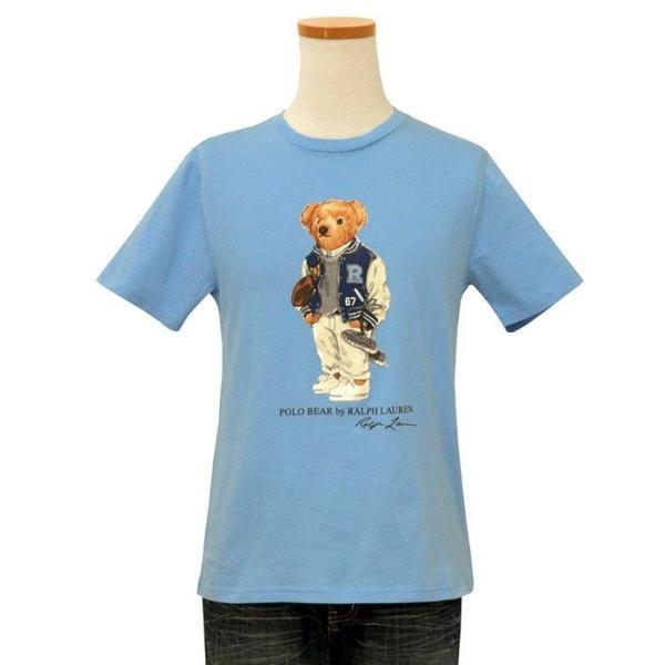 ポロ ラルフローレン Tシャツ 半袖 メンズ レディース ポロベア くま 2020 新作 綿100% POLO Ralph Lauren ボーイズ サイズ #323785928|yumesse|07