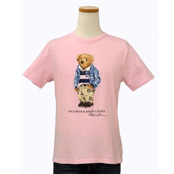 ポロ ラルフローレン Tシャツ 半袖 メンズ レディース ポロベア くま 2020 新作 綿100% POLO Ralph Lauren ボーイズ サイズ #323785928|yumesse|08