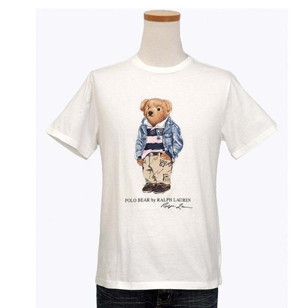 ポロ ラルフローレン Tシャツ 半袖 メンズ レディース ポロベア くま 2020 新作 綿100% POLO Ralph Lauren ボーイズ サイズ #323785928|yumesse|09