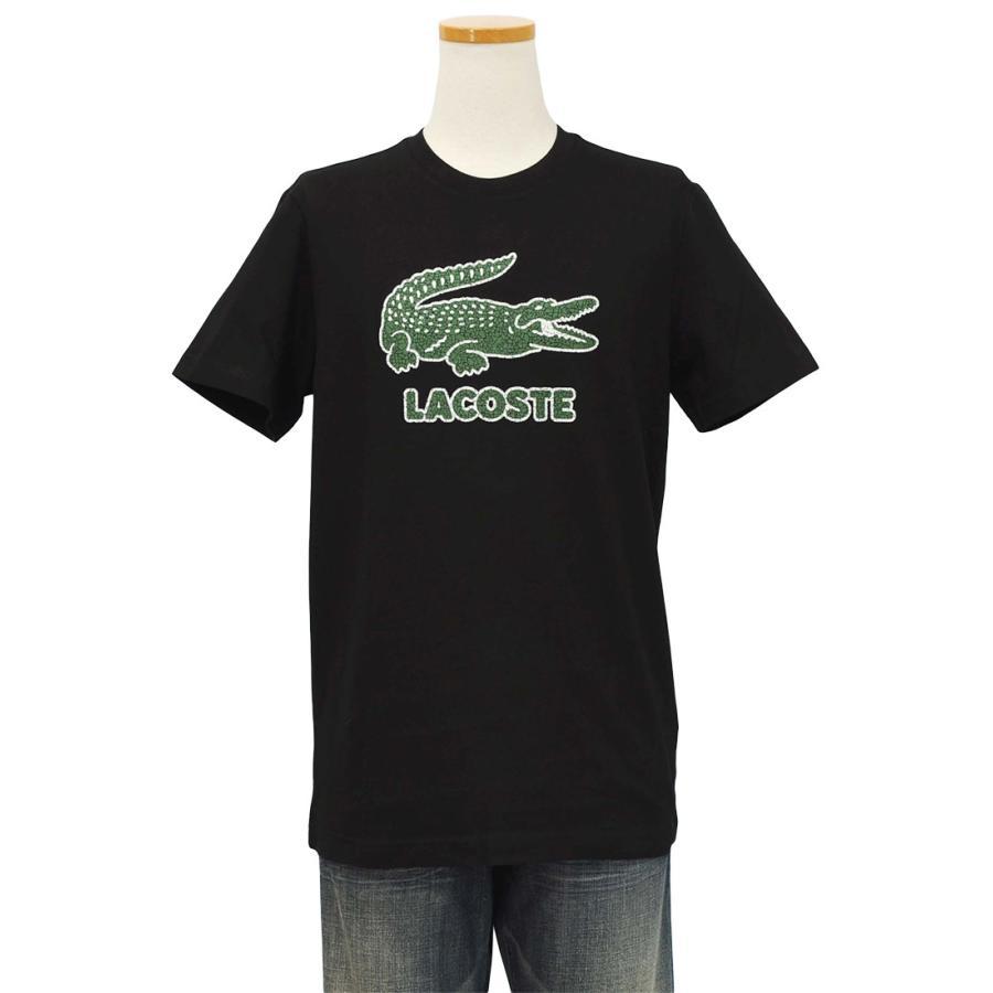 ラコステ Tシャツ メンズ 半袖 ブランド 大きい オシャレ Lacoste 綿100% 父の日 プレゼント カットソー XXL #th-0063-51|yumesse|14