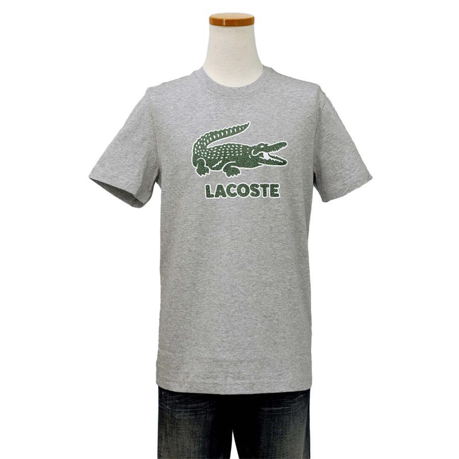 ラコステ Tシャツ メンズ 半袖 ブランド 大きい オシャレ Lacoste 綿100% 父の日 プレゼント カットソー XXL #th-0063-51|yumesse|16