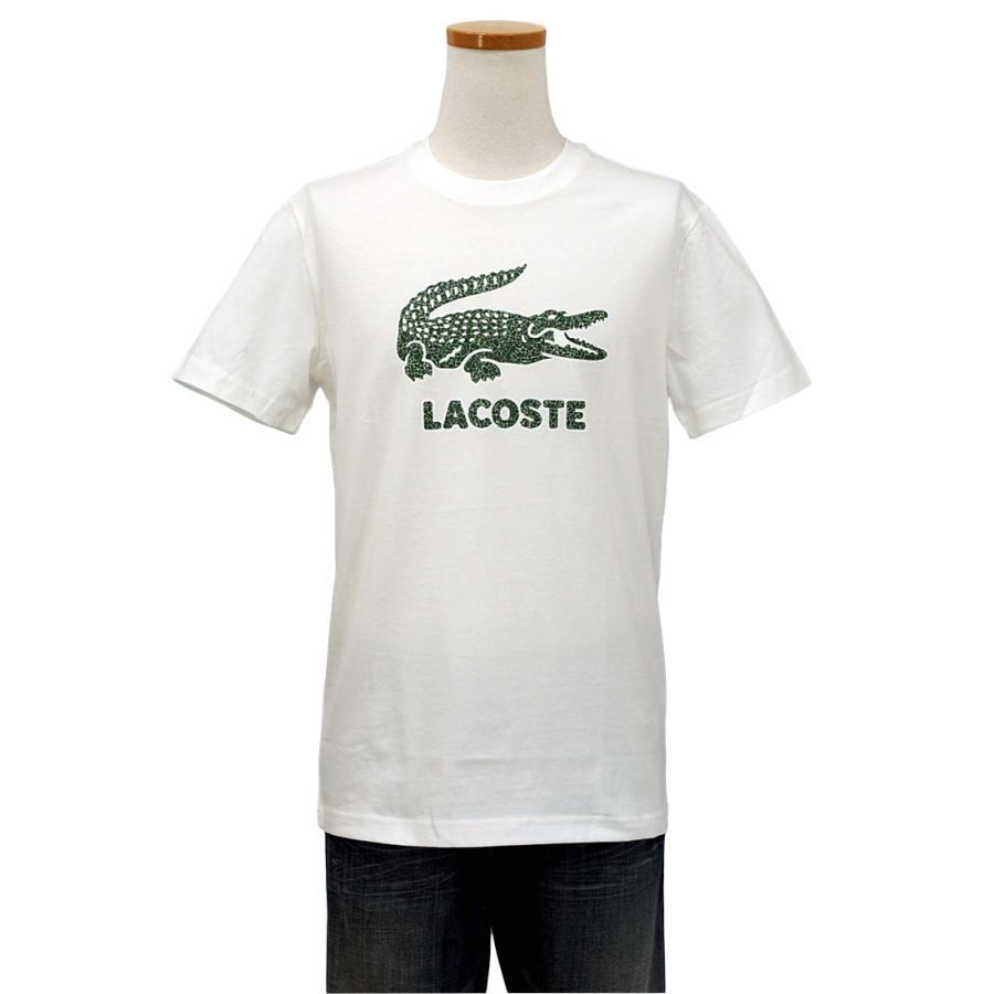 ラコステ Tシャツ メンズ 半袖 ブランド 大きい オシャレ Lacoste 綿100% 父の日 プレゼント カットソー XXL #th-0063-51|yumesse|13