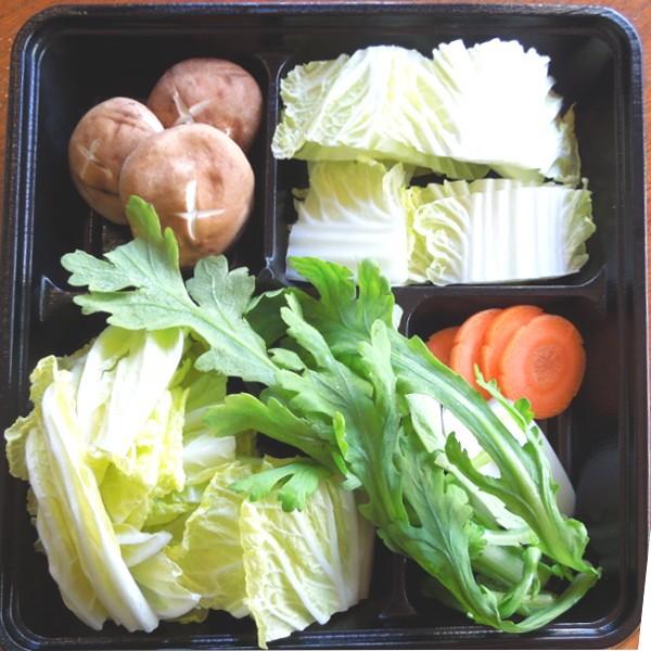 お取り寄せ悠里 はもすき 鍋セット 鍋野菜