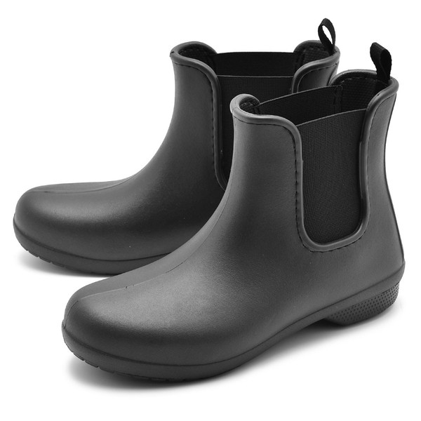 (期間限定価格) CROCS クロックス レインブーツ フリー セイル チェルシー ブーツ 204630 レディース|z-craft|07