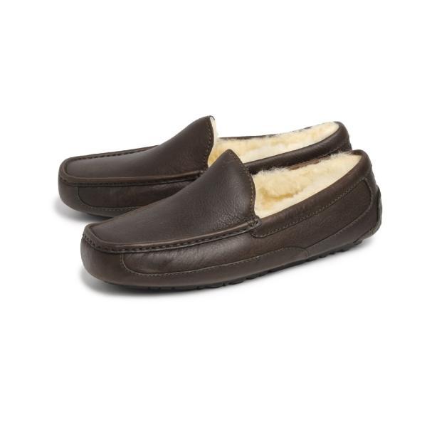 UGG アグ スリッポン アスコット ASCOT 5379 メンズ 靴 レザー シューズ ローファー フラットシューズ|z-craft|07