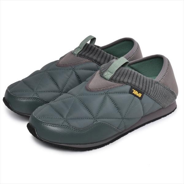 テバ スリッポン メンズ エンバーモック TEVA 1018226 2WAY スニーカー 靴 シューズ ブラック 黒 ネイビー グレー 2WAY z-craft 12