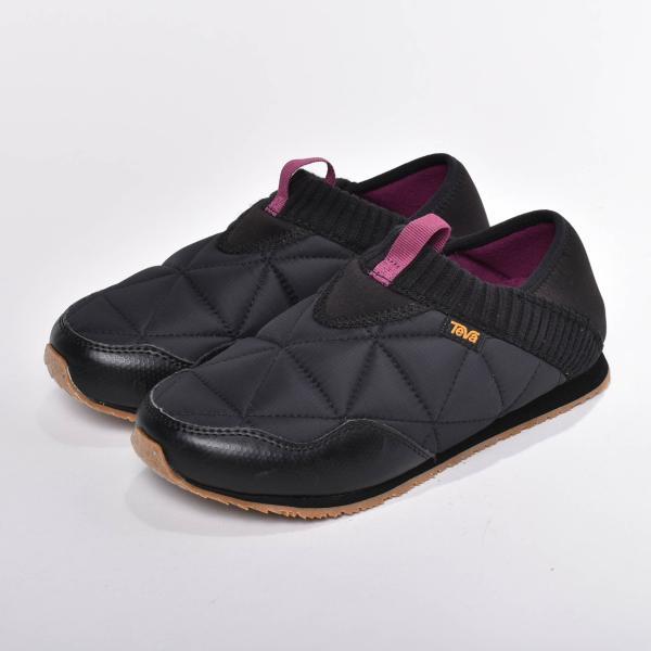 テバ スリッポン レディース エンバーモック TEVA 1018225 2WAY 靴 シューズ ブラック 黒 ホワイト 白 カーキ カジュアル キャンプ|z-craft|12