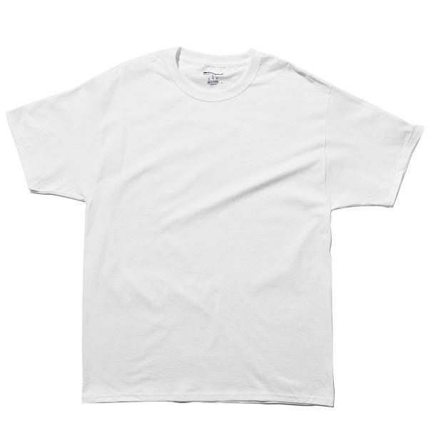 (メール便 送料無料) チャンピオン Tシャツ メンズ レディース CHAMPION T425 ブラック 黒 ホワイト 白 グレー ウェア ウエア トップス カジュアル|z-craft|10