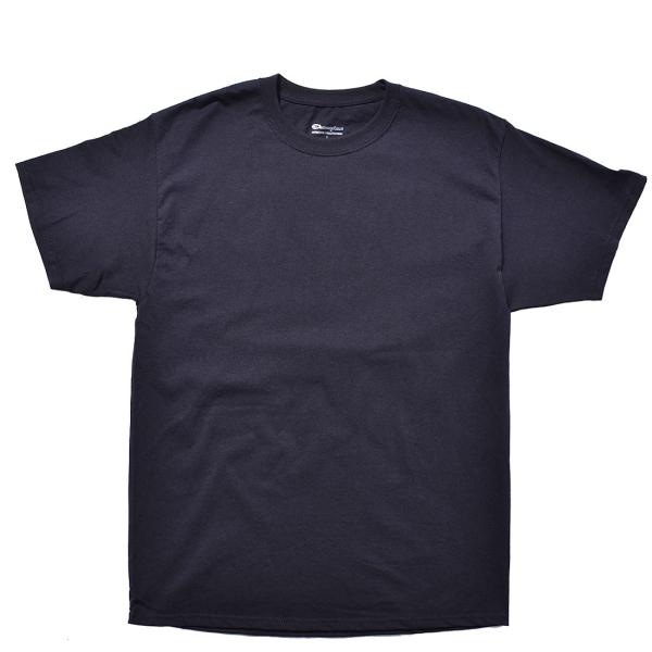 (メール便 送料無料) チャンピオン Tシャツ メンズ レディース CHAMPION T425 ブラック 黒 ホワイト 白 グレー ウェア ウエア トップス カジュアル|z-craft|12