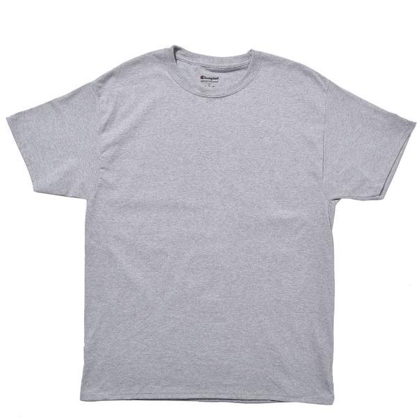 (メール便 送料無料) チャンピオン Tシャツ メンズ レディース CHAMPION T425 ブラック 黒 ホワイト 白 グレー ウェア ウエア トップス カジュアル|z-craft|13