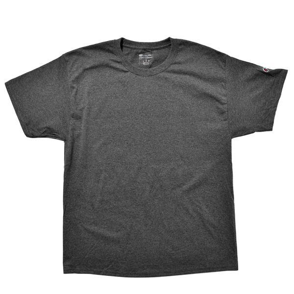 (メール便 送料無料) チャンピオン Tシャツ メンズ レディース CHAMPION T425 ブラック 黒 ホワイト 白 グレー ウェア ウエア トップス カジュアル|z-craft|14