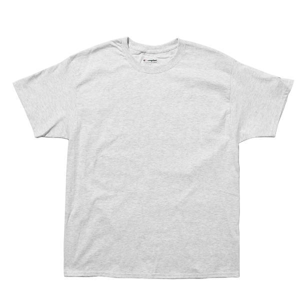 (メール便 送料無料) チャンピオン Tシャツ メンズ レディース CHAMPION T425 ブラック 黒 ホワイト 白 グレー ウェア ウエア トップス カジュアル|z-craft|15