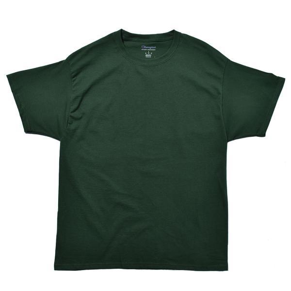 (メール便 送料無料) チャンピオン Tシャツ メンズ レディース CHAMPION T425 ブラック 黒 ホワイト 白 グレー ウェア ウエア トップス カジュアル|z-craft|17