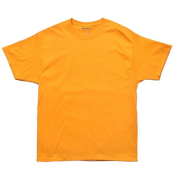 (メール便 送料無料) チャンピオン Tシャツ メンズ レディース CHAMPION T425 ブラック 黒 ホワイト 白 グレー ウェア ウエア トップス カジュアル|z-craft|18