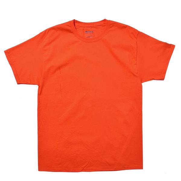 (メール便 送料無料) チャンピオン Tシャツ メンズ レディース CHAMPION T425 ブラック 黒 ホワイト 白 グレー ウェア ウエア トップス カジュアル|z-craft|21