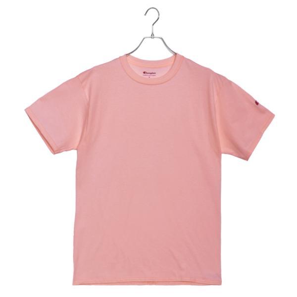 (メール便 送料無料) チャンピオン Tシャツ メンズ レディース CHAMPION T425 ブラック 黒 ホワイト 白 グレー ウェア ウエア トップス カジュアル|z-craft|25
