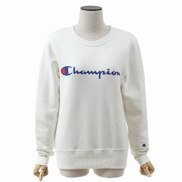 (15%以上OFF) CHAMPION チャンピオン スウェット レディース スエット クルー ネックス ウェット セーター CW-N015|z-craft|08